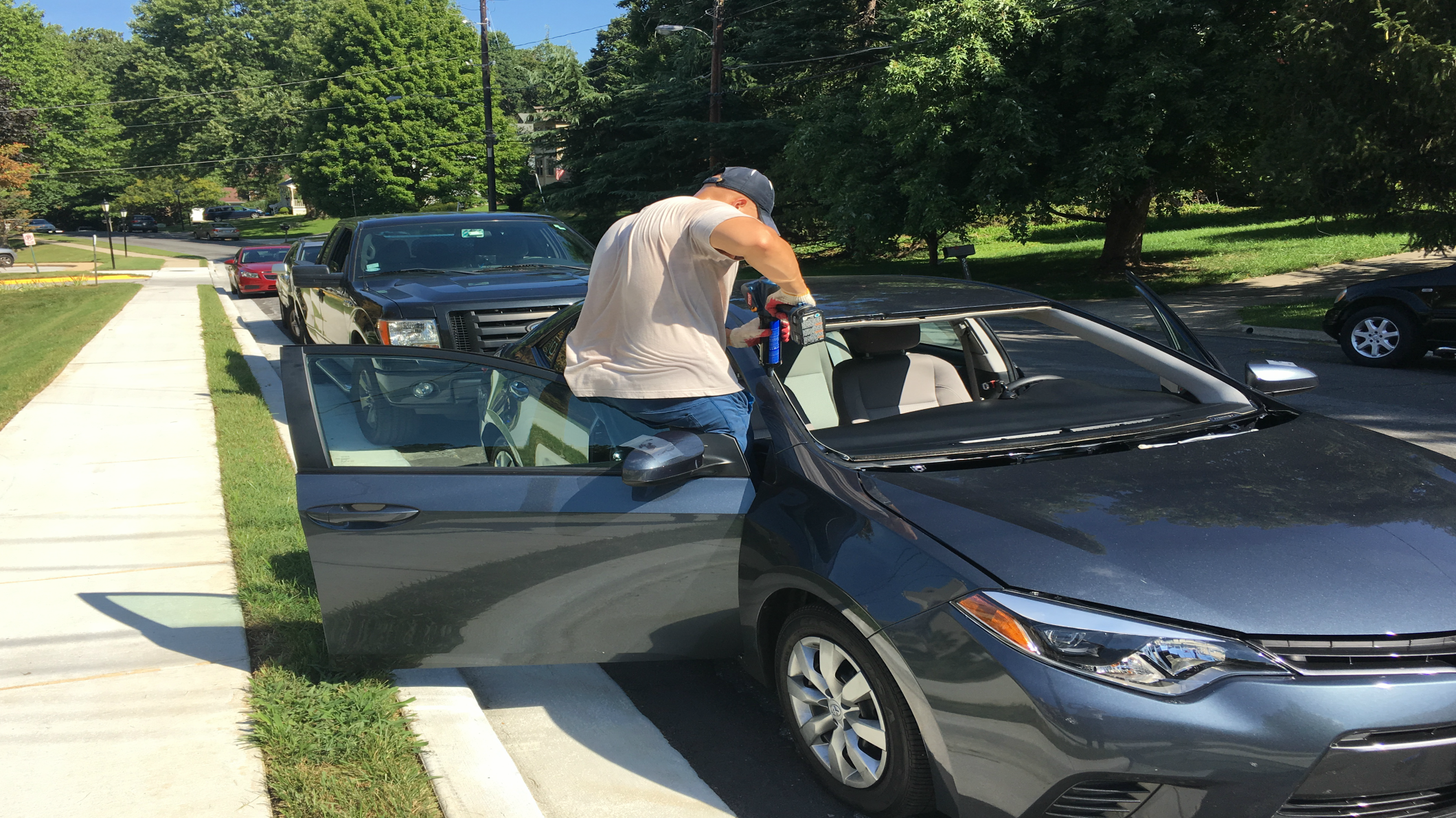 MOBILE AUTO GLASS REPAIR
